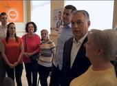 Orbán: Toljuk meg, nyomjuk meg!