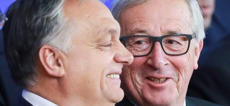 Megkapta a magyar kormány a brüsszeli bizonyítványt
