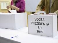 Ellopott szavazóurna miatt csúszik a szlovák elnökválasztás első fordulója