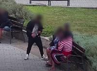 Térfigyelő kamera buktatta le a Bosnyák téren varázsdohánnyal üzletelő nőt