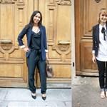 Ez a divat: Párizs utcáin