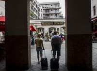 Megbüntették a Gozsdu udvar biztonsági cégét
