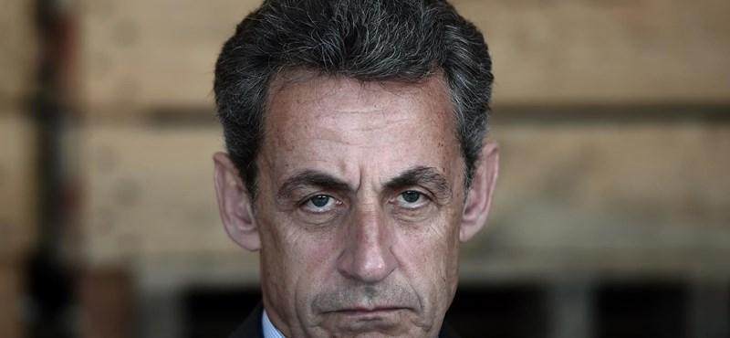 Kemény vádak miatt indult eljárás Nicolas Sarkozy ellen
