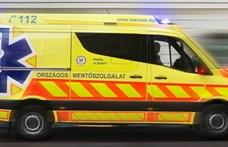 Nyolcvanéves nő esett a busz alá Egerben