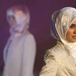 Mit látunk egy muszlim modellben?