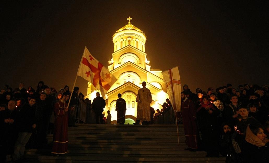 Ortodox karácsony - Nagyítás-fotógaléria