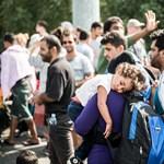 Több ezer menekült jön és megy, C-tervvel jöhetnek a horvátok - hírek percről percre