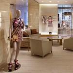 A tökéletes luxus: egy Louis Vuitton üzlet Londonban