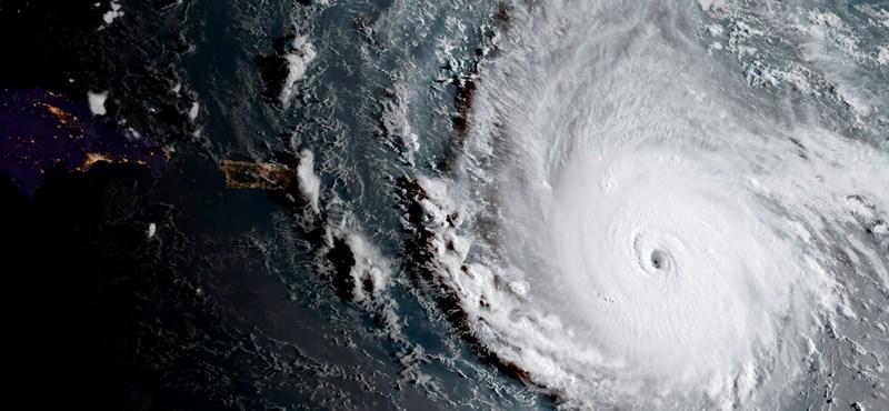 Magyarok videói a hurrikánról