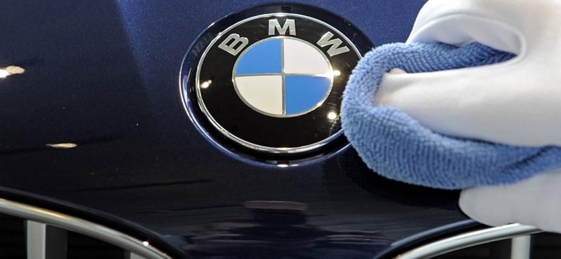Rekordon a BMW