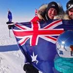 Rekorddöntés az Antarktisz-túrán!