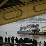 Dunai hajóbaleset: még a 10-15 fokos víz is csak lassítja az elkerülhetetlent