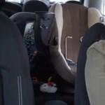 Élő közvetítés közben szenvedett autóbalesetet a fiatal vlogger
