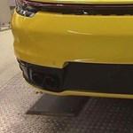 Szeretné megjelenés előtt látni az új Porsche 911-et? Mutatunk róla egy fotót