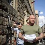 Védői szerint orvosi kezelésen járt M. Richárd, amikor megsértette a házi őrizet szabályait