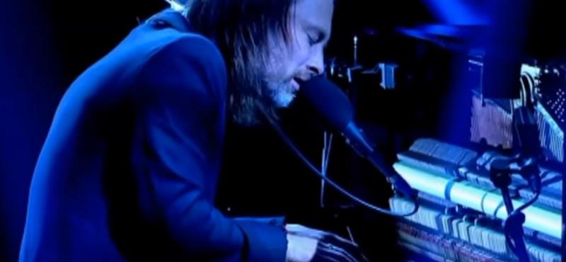 OK Konténer - ma 50 éves Thom Yorke