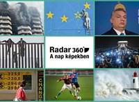 Radar 360: Szijjártót ölelgetik, videó került ki M. Richárd balesetéről