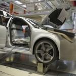 Szombat: nyílt nap az Audi győri gyárában