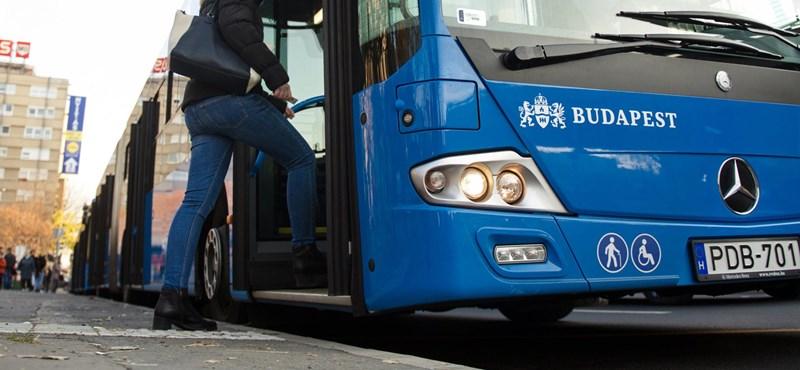 Buszsofőrt vert Újpalotán, keresik a rendőrök
