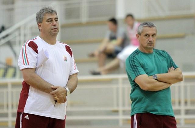 Mocsai Lajos és Juhász István