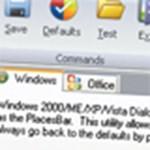 A Windows és az Office Helyek sávjának testre szabása