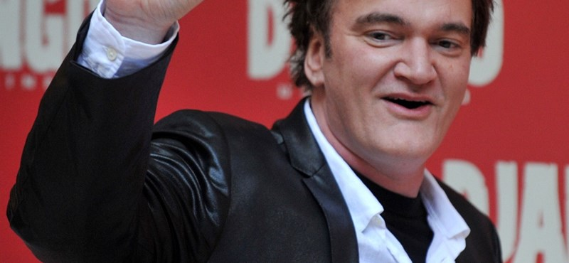 Tarantino bejelentette, hogy visszavonul