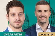Ungár Pétert támogatja a Jobbik Szombathelyen