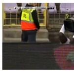 Videó: Felkapta az internet a kecskeméti focista burleszkbe illő esését
