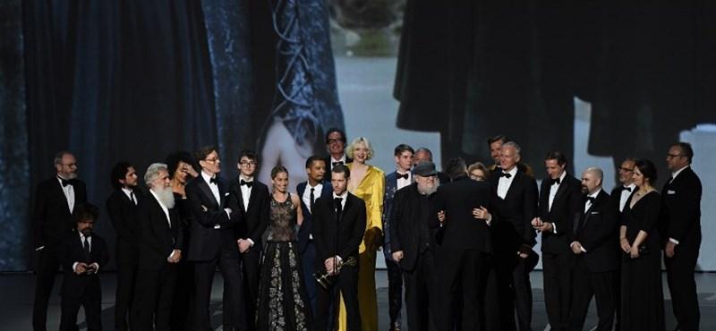 Emmy-díjak: a Trónok harca lett a legjobb drámai sorozat, A szolgálólány meséje hoppon maradt