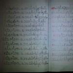 Másolós füzettel büntetik az első osztályos tanulókat