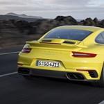 Még erősebbek lettek a Porsche csúcsmodelljei