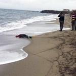 Újabb három gyerek halt meg az EU kapujában