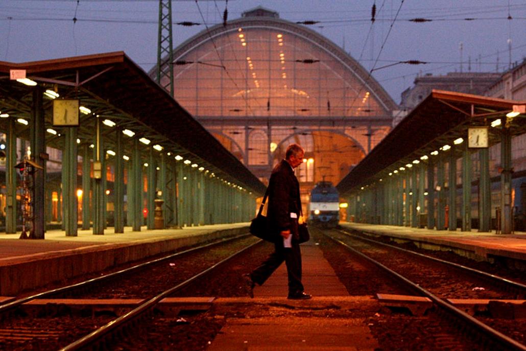 Keleti pályaudvar - 2007. november.