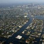 Miami és New Orleans is menthetetlen a klímaváltozás miatt