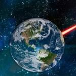 Kész a terv: fel kell lőnünk egy szupererős lézert az űrbe, így garantált, hogy kiszúrnak minket