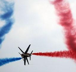 A világ legszebb légi bemutatói - Nagyítás