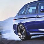 Kell 600 lóerő egy kombiba? Íme a puttonyos BMW M5
