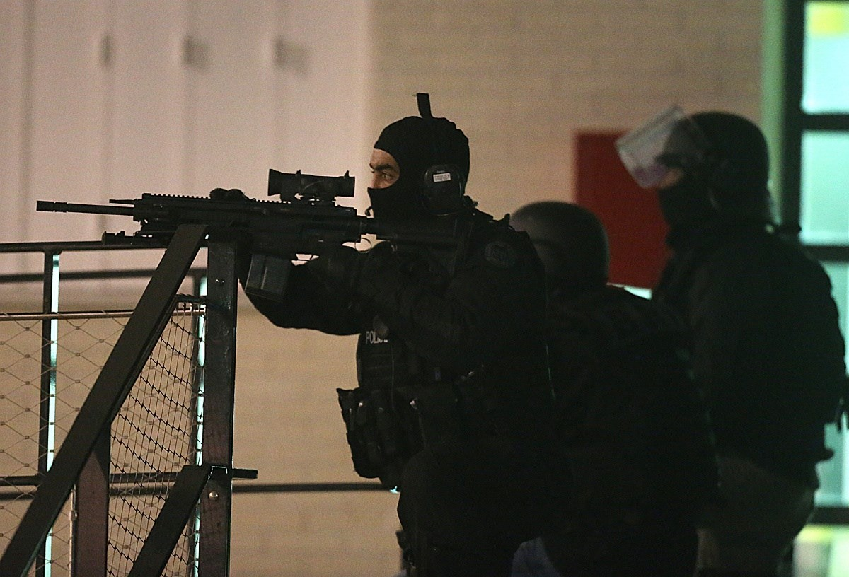Terrortámadás Párizsban