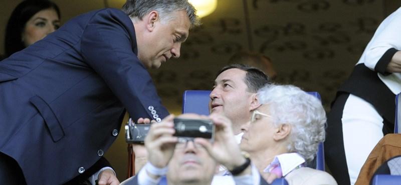 Orbán nemzetgazdasági jelentőségűvé minősítette Mészárosék szuperbankját