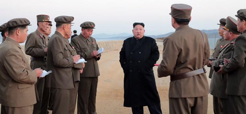 Hiába az eddigi enyhülés, újra bővíti rakétaközpontját Észak-Korea