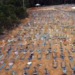 Egyetlen nap alatt több mint 37 ezer kororonavírus-fertőzöttet regisztráltak Brazíliában