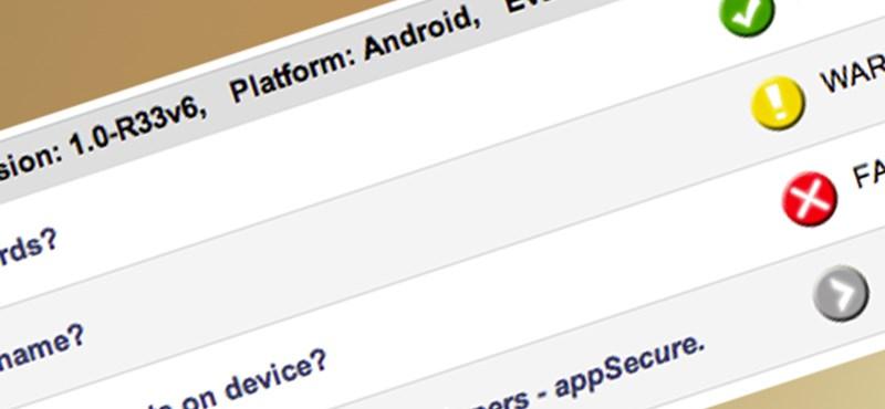 Nem titkosít megfelelően a Google pénztárca