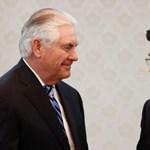 Tillerson: Elfogyott a türelem, katonai akció is indulhat Észak-Korea ellen