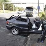 52 olyan baleset volt pénteken, ahol megsérült valaki