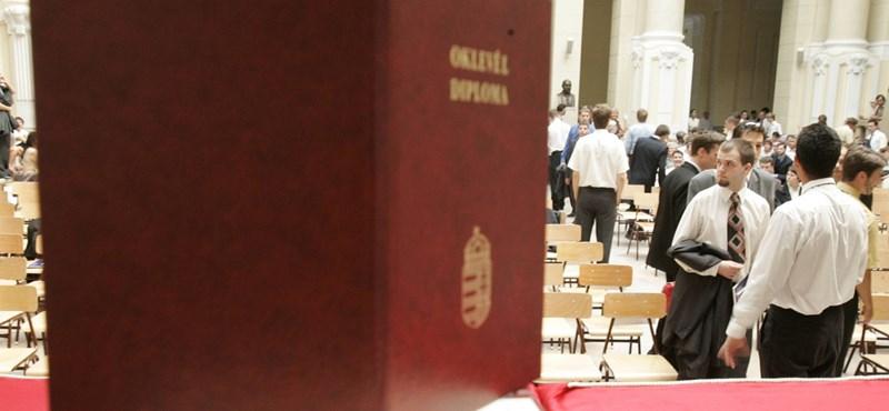 Itt a lista: ezeken a főiskolákon lehet diplomát szerezni nyelvvizsga nélkül