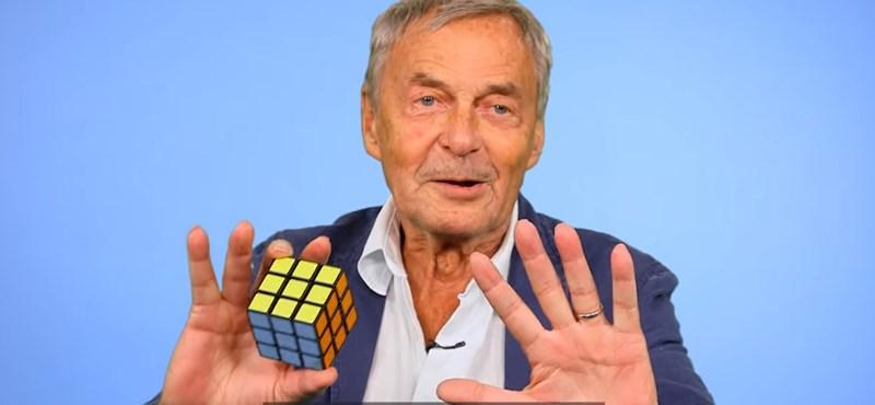 Ma ünnepli 75. születésnapját Rubik Ernő, a világhírű bűvös kocka atyja