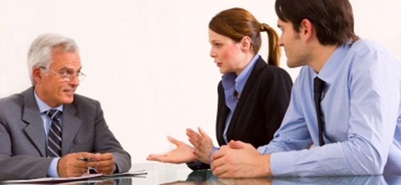 Ilyen legyen a testbeszéde az állásinterjún, hogy megszerezze a munkát