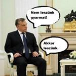 Akcióban a mémgyár: jön Putyin, és egy jó nagy adag kiváló mémmel várjuk