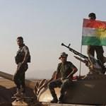 Felfüggeszti a német hadsereg a kurd pesmergák kiképzését