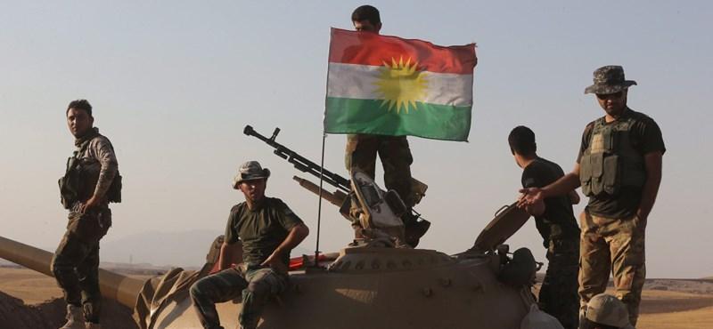 Megszavazták a függetlenséget az iraki kurdok